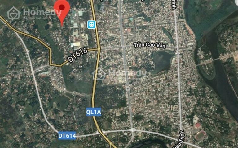 Cần bán 3 lô đất kiệt Trần Cao Vân, Tam Kỳ với 100m2/lô giá rẻ nhất thị trường 780 triệu/lô