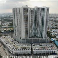 Cần bán gấp nhà phố mặt tiền Tạ Quang Bửu quận 8, 3 lầu đẹp
