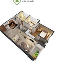 Cho thuê căn hộ góc 3 phòng ngủ, 2wc, LuxGarden cầu Phú Mỹ, 10 triệu/tháng