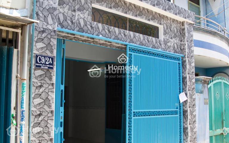 Cho thuê nhà nguyên căn đường Phạm Hùng, Bình Chánh