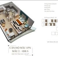 Chính chủ cần bán gấp căn hộ chung cư B703, dự án Citadines Hạ Long, đã vào hợp đồng mua bán