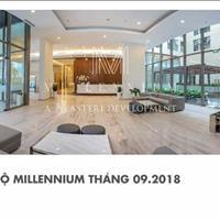Millennium Quận 4 đã giao nhà nơi gửi trao niềm tin đầu tư, giảm 10%, tặng gói hoàn thiện