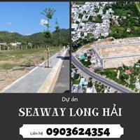 Còn 2 lô vị trí góc dự án Seaway Long Hải, cách biển 800m, sổ đỏ xây tự do