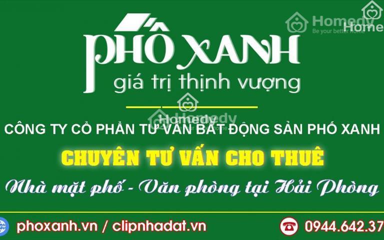 Cho thuê kho diện tích 500m2, Kiến An, Hải Phòng