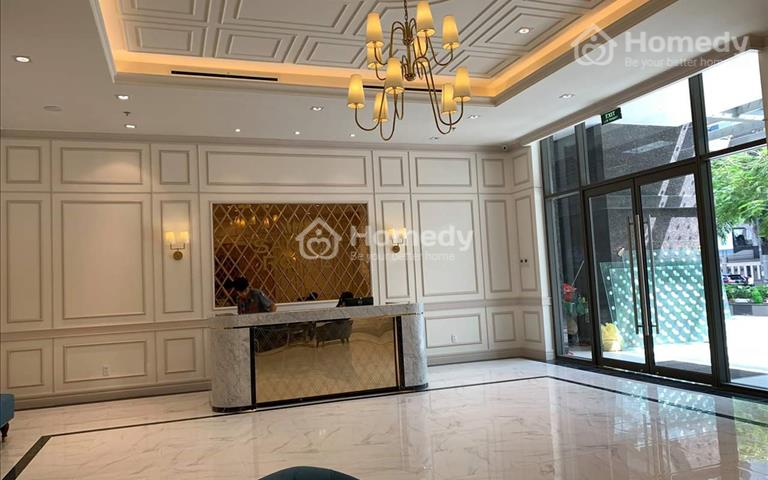 Căn hộ Saigon Royal Residence 43m² chỉ 14 triệu mặt tiền