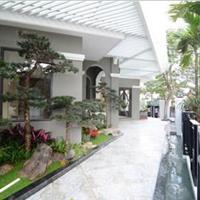 Cho thuê biệt thự lô góc 200m2 MT 34m, thích hợp cafe, spa khu đô thị Linh Đàm chỉ 60 triệu/tháng
