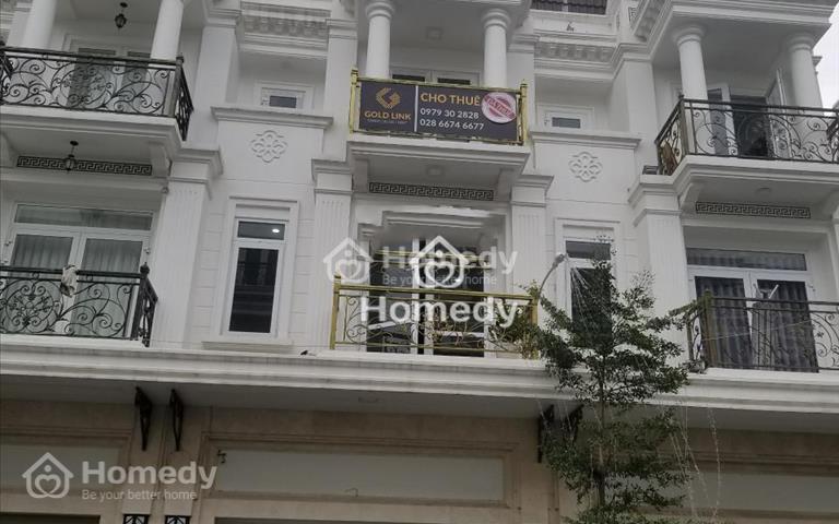 Cho thuê văn phòng giá rẻ nhất khu Cityland, Gò Vấp