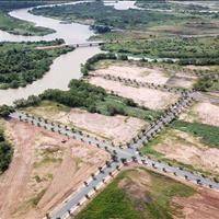 Bán 2 nền ngoại giao biệt thự Biên Hòa New City, view sông, sổ đỏ trao tay, giá chỉ 11 triệu/m2