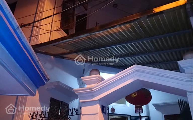 Bán nhà gần hồ Linh Đàm, bến xe Nước Ngầm, 78m2, chỉ 2.8 tỷ