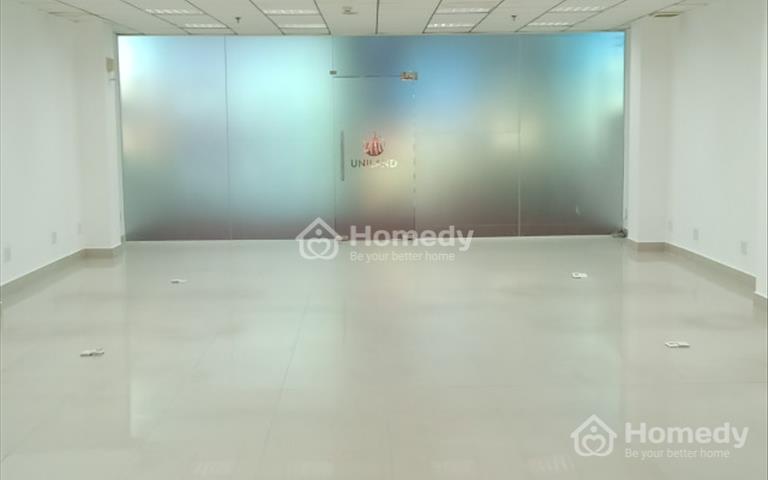 Văn phòng quận Tân Bình 135m², sàn trống suốt giá 30 triệu/tháng
