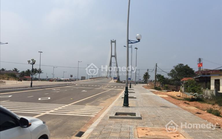 Bán đất mặt tiền gần cầu Nhật Lệ 2, thành phố Đồng Hới, Quảng Bình