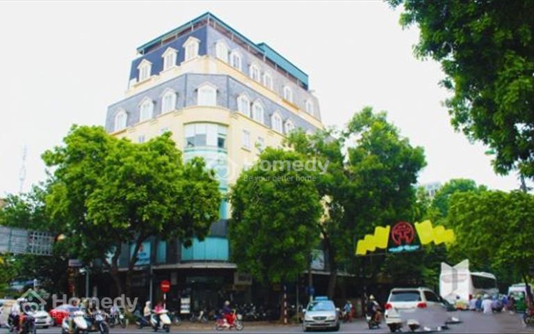 Văn phòng cao cấp phố Lý Thường Kiệt, Hai Bà Trưng, quận Hoàn Kiếm 115m2- 150m2- 200m2 free dịch vụ