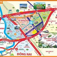 Đất nền thị trấn Long Thành, Đồng Nai - Giá 5 triệu/m2 - Sổ hồng riêng