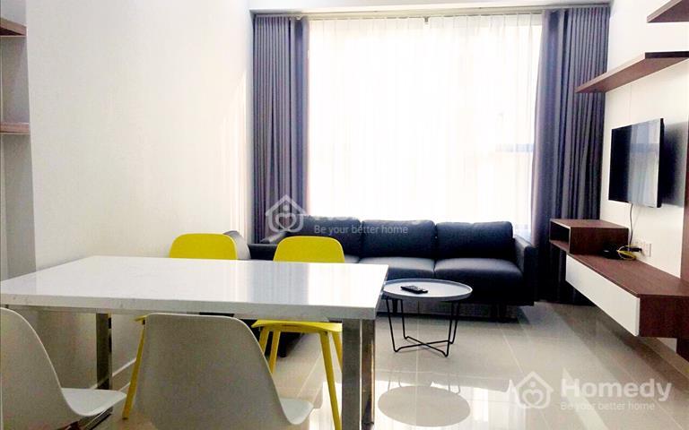 Bán căn hộ The Tresor quận 4, 2 phòng ngủ, full nội thất 65m2
