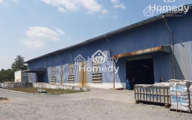 Cho thuê nhà xưởng tại khu công nghiệp Long Thành