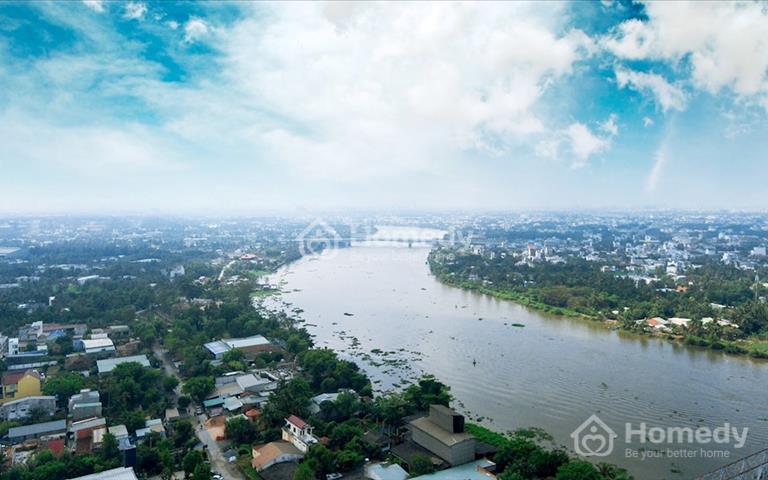 Cơ hội có một không hai sở hữu căn hộ xanh mát bên sông SG chỉ với 249 triệu, góp 2 năm 0% lãi suất