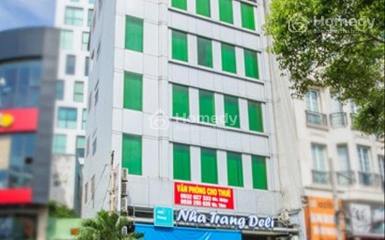 Văn phòng cho thuê mặt tiền Trần Quốc Toản, Quận 3, diện tích 27m2