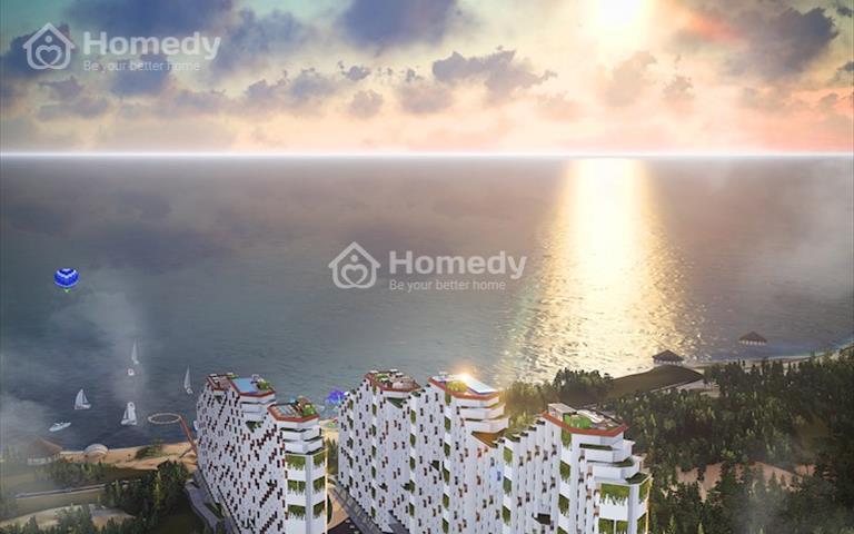 Căn hộ khách sạn 5 sao đầu tiên có mặt tại Mũi Né Phan Thiết, lợi nhuận lên tới 12%/năm