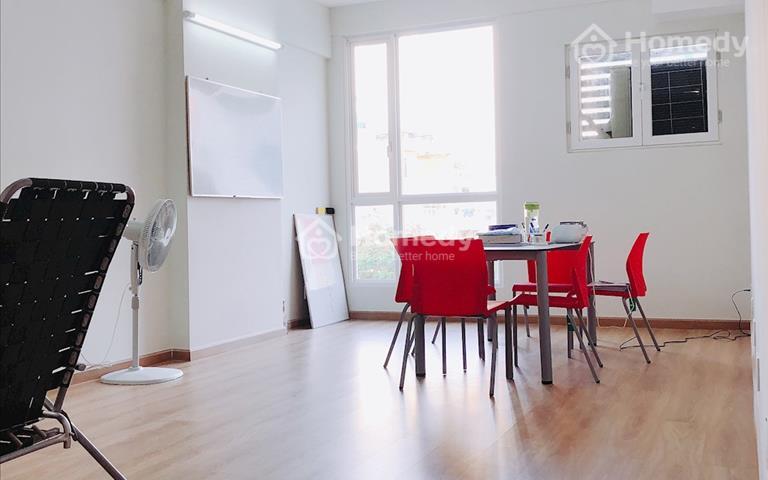 Cần cho thuê căn hộ Officetel mặt tiền Cao Thắng Quận 10, nhà trống và full nội thất