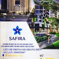 Safira Khang Điền, sang nhượng 3 căn block đẹp nhất, 1,5 tỷ/căn