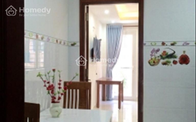 Cho thuê căn hộ phòng ngủ riêng full nội thất quận 1, giá 10,5 triệu/tháng