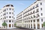 Các căn shophouse được xây dựng theo quy chuẩn với chiều cao 5 tầng thiết kế theo phong cách châu Âu, tinh tế và hiện đại phù hợp với sự phát triển hiện đại của thành phố Hạ Long.