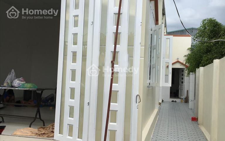 Cho thuê nhà nguyên căn mới xây, 168m2 tiện sinh hoạt gia đình hoặc xưởng gia công, 5 triệu/tháng