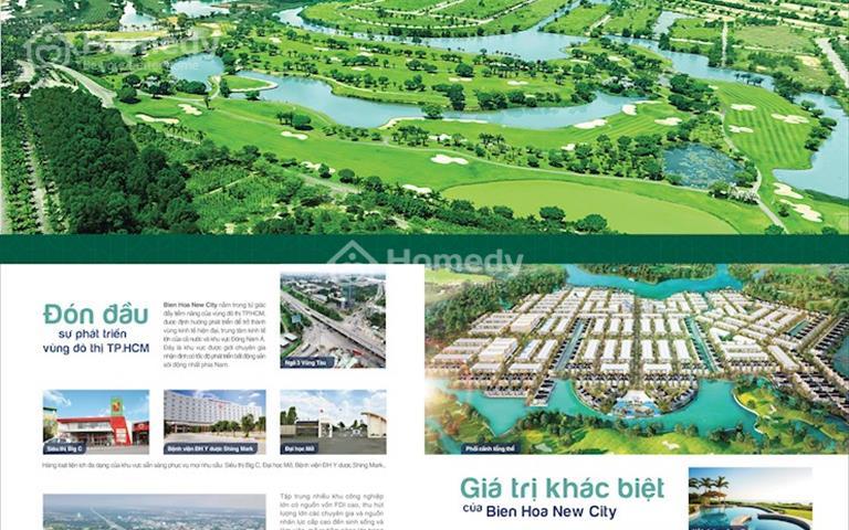 Chỉ có 14 triệu/m2 sở hữu ngay biệt thự trong sân golf 36 lỗ