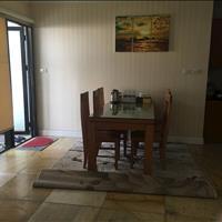 Cho thuê căn hộ 111m2 2 phòng ngủ chung cư Ngọc Khánh Plaza