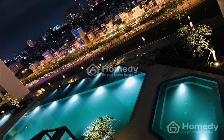 Định cư ở Úc, sang lại căn hộ 2 phòng ngủ 2wc, căn hộ The Gold View, giá cực tốt, 4,1 tỷ