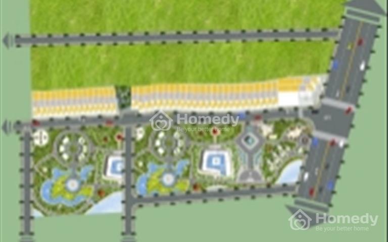 Dự án siêu hot, chỉ với 390 triệu sở hữu ngay lô đất mặt tiền đường Đinh Đức Thiện, Long An