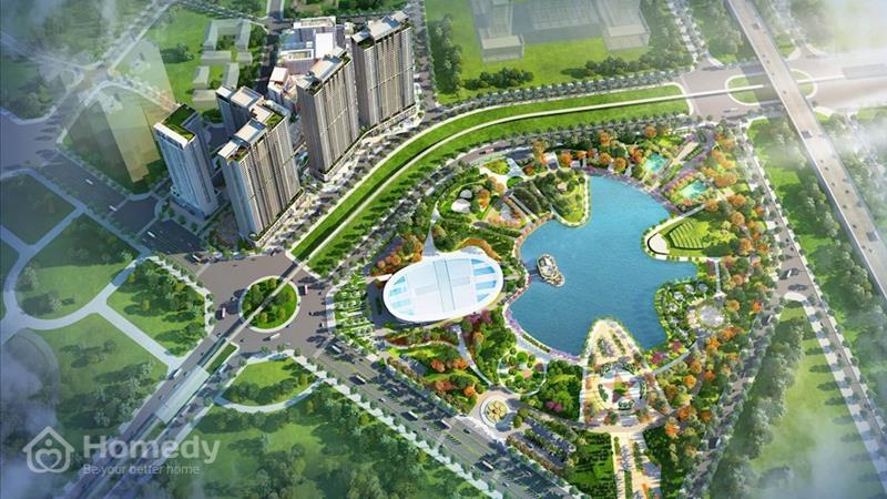 Dự án Imperia Eden Park Hà Nội - ảnh giới thiệu