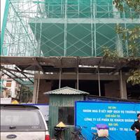 Bán nhà gần ngã tư Loong Toòng Hạ Long 6 tầng - 2 mặt tiền - giá 15 tỷ