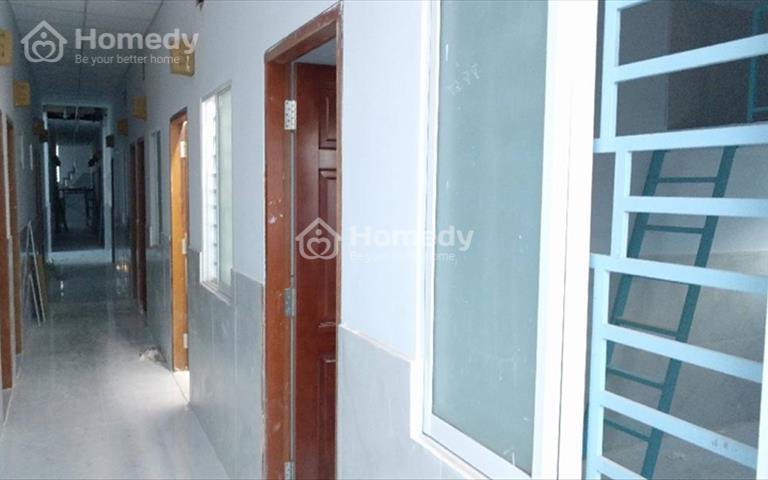 Chính chủ bán gấp dãy trọ mini 10 phòng Tây Thạnh Tân Phú, 200m2 giá 2,5 tỷ, sổ hồng riêng
