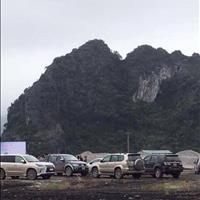 Cần tiền bán gấp lô đất 120m2 khu đô thị Ao Tiên - Vân Đồn