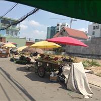 Lô góc 2 mặt tiền ngay chợ Nam Hòa, Phước Long A, quận 9, sổ hồng riêng, xây dựng tự do