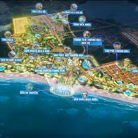 Đất nền biển nghỉ dưỡng - Thanh toán chỉ từ 3,5% trong 18 tháng - View sân golf 90ha