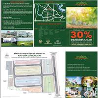 Đất nền sổ đỏ dự án Horizon Homes - Thuận An -Bình Dương