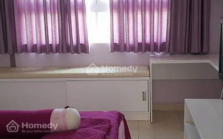 Cho thuê căn hộ Tân Hương Tower 118 Tân Hương, 87m2, 2 phòng ngủ, 2WC, có nội thất, 9 triệu/tháng