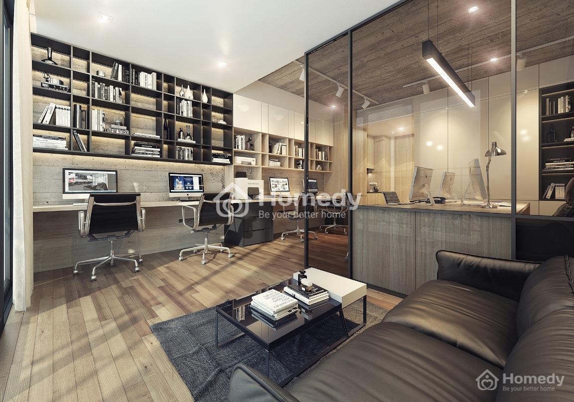 Thiết kế căn hộ Smartel Signial