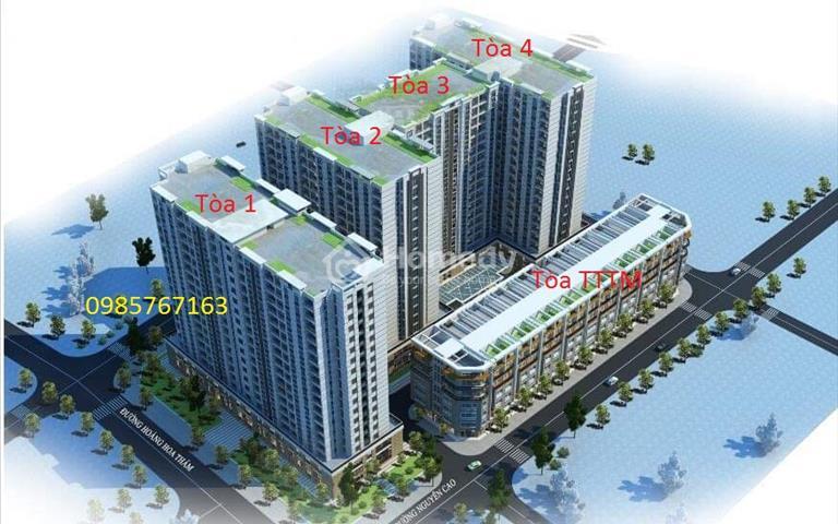 Chỉ cần bỏ ra 200 triệu là sở hữu ngay căn hộ tại chung cư Thanh Bình - vào tên chính chủ