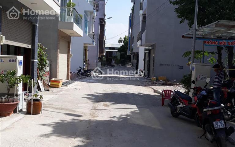 Cho thuê nhà nguyên căn  hẻm 1/ đường Tân Sơn Nhì, Tân Sơn Nhì, Tân Phú, khu vực sầm uất