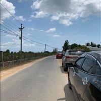Bán đất thổ cư Hàm Liêm mặt tiền đường nhựa đi Trung Thành Nam giá 450 triệu/130m2