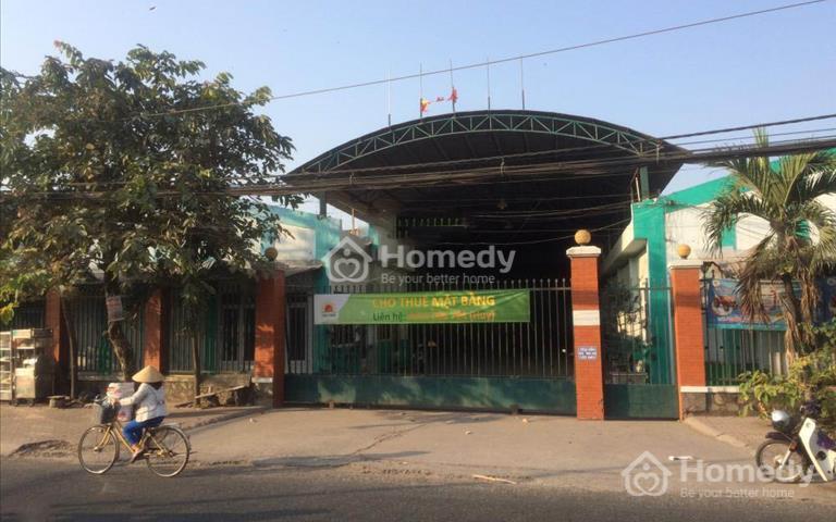 Cho thuê kho xưởng Long Xuyên, An Giang, diện tích 3467m2