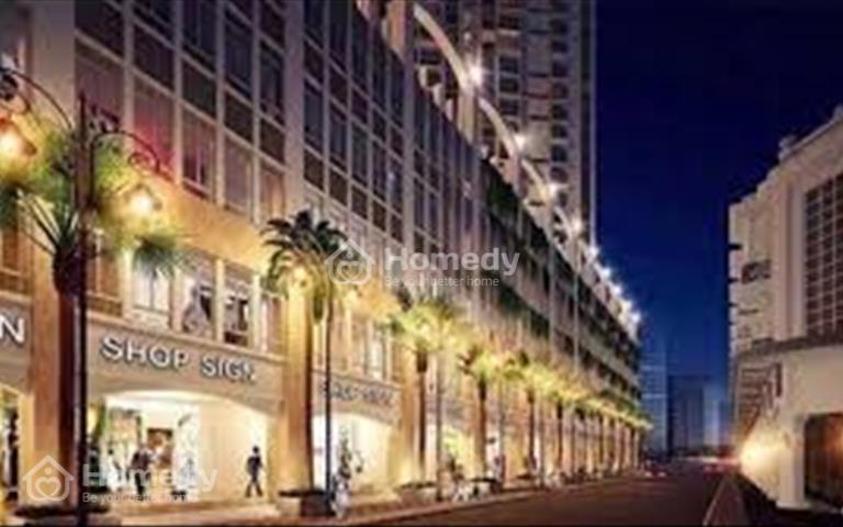 Shophouse The Sun Avenue Novalad quận 2, cho thuê căn 43m2 giá rẻ 25 triệu/tháng