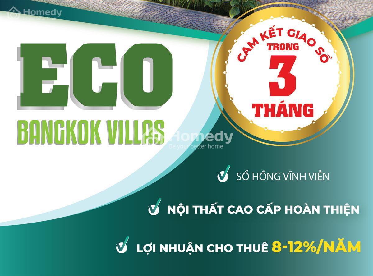 eco bangkok relax