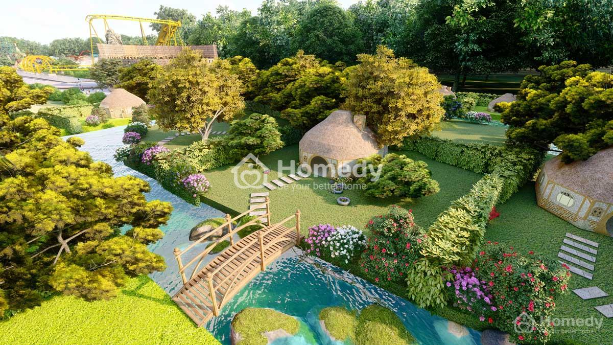 Eco Bangkok Villas
