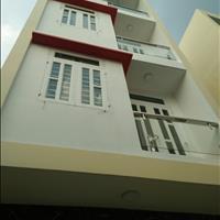 Cần bán gấp nhà mặt tiền chính chủ 1 trệt 3 lầu (sổ hồng riêng) giá chữa cháy