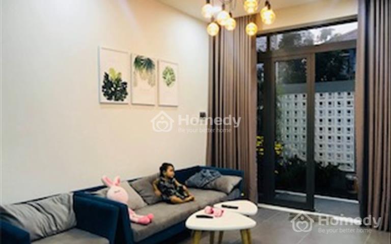 Cho thuê nhà 2 tầng mới đẹp đường Dương Tử Giang