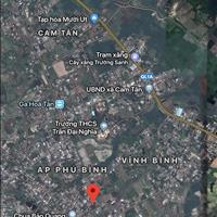 Bán đất xã Cam Tân, Cam Lâm - Diện tích 1215m2